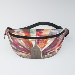 Superstar New York Fanny Pack