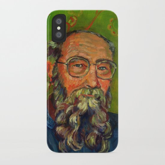 David K Lewis iPhone Case