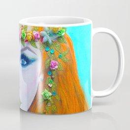 Redhead Poison Ivy Goddess Coffee Mug