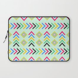 Colorful arrow pattern Laptop Sleeve