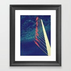 air flags Framed Art Print