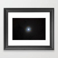 Light Source I Framed Art Print