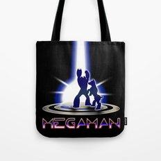 MEGATRON - Megaman | Tron | Nintendo | retrogames | 80's | vintage | retro | videogames | console Tote Bag