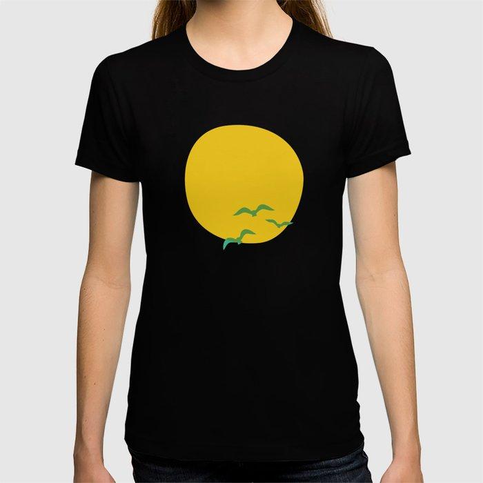 Midsummer Sun T-shirt