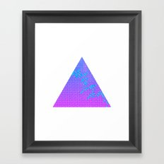 tri-x Framed Art Print