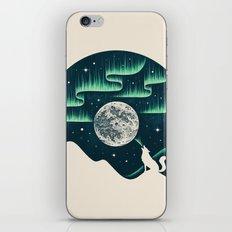 Arctic Tune iPhone & iPod Skin