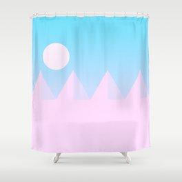 Desert Sandscape Shower Curtain