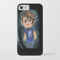 danisnotonfire iPhone & iPod Cases featuring Danisnotonfire chibi print by Hollyistotallycool