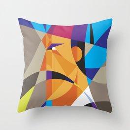 osman Throw Pillow