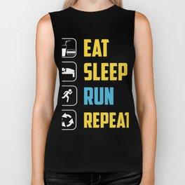 Gift For Running Lover. Shirt From Mom. Biker Tank