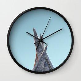 LND CLR X-11 London Colour Architecture Art Wall Clock