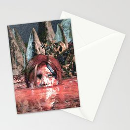 have a bad day Stationery Cards