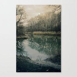 Die Auen Canvas Print