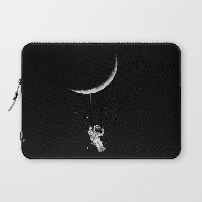 Moon Swing Laptop Sleeve