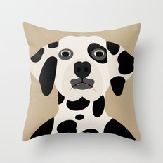 Dálmata Throw Pillow