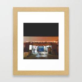 Tis the Season Framed Art Print