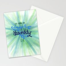 Laugh Stationery Cards