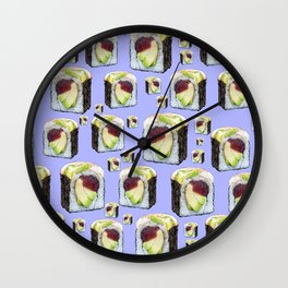 Maki Wall Clock