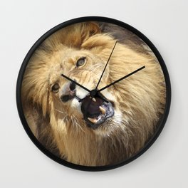 """""""The Lion King"""" #2 Wall Clock"""