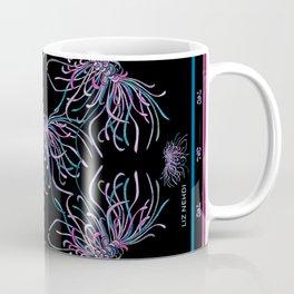 Purple Chrysanthemums Coffee Mug