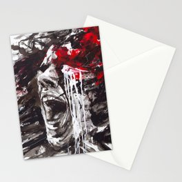 The Pain of Cluster Headache Stationery Cards