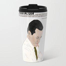 Draper Nostalgia Travel Mug