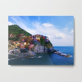 White Light Metal Print