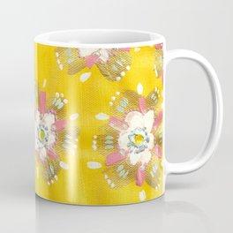 Lemon Rose Coffee Mug
