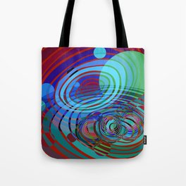 Outer Limit Tote Bag