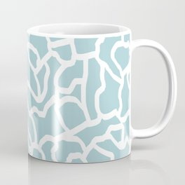 abstract siluet Coffee Mug