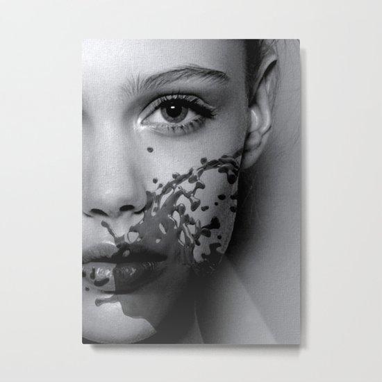 Anonymous - Ella 6 Metal Print