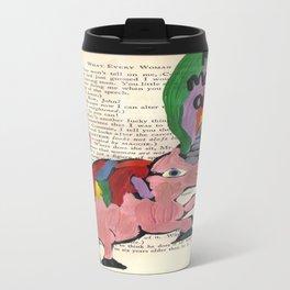 Make More Art Travel Mug