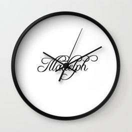 Illadelph Wall Clock