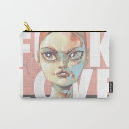 FUCKLOVE Carry-All Pouch