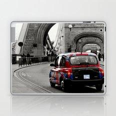 London Union Jack Taxi. Laptop & iPad Skin