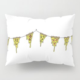 Pizza Pennants Pillow Sham