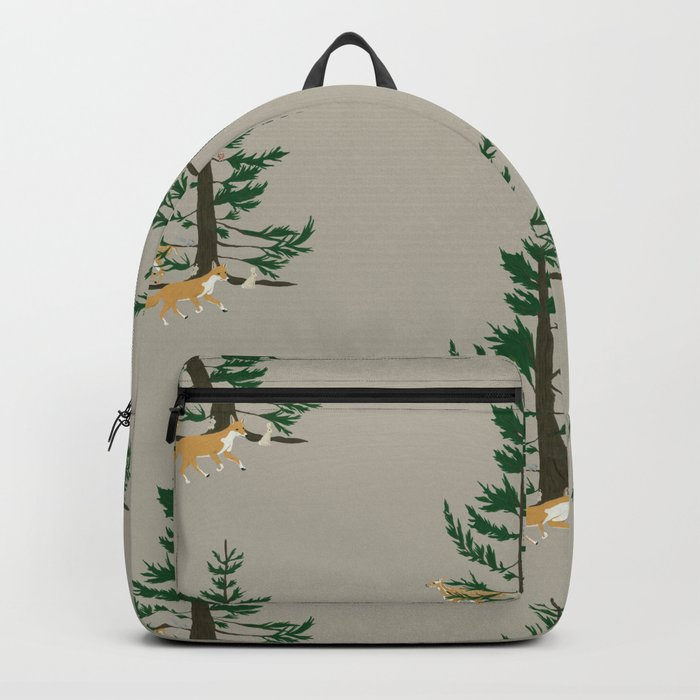 Forest Whimsy Backpack