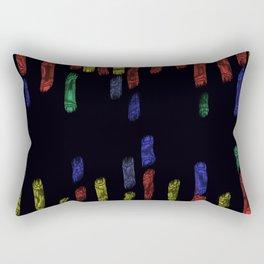 Liquid Light Rectangular Pillow