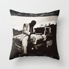Urban Nomadic Throw Pillow