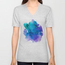 Watercolor Dream Unisex V-Neck