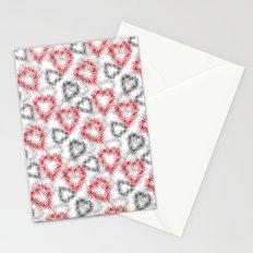 Broken heart . Love . Valentine's Day . Stationery Cards
