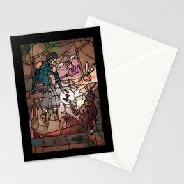 Korrasami - A holiday Stationery Cards