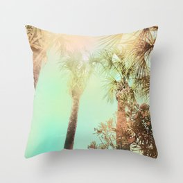 Afternoon at the Cape Throw Pillow
