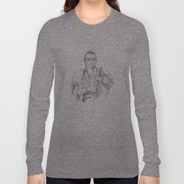 The Swordsman Long Sleeve T-shirt