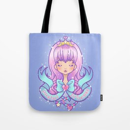 Pastel Princess V2 Tote Bag
