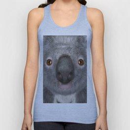 Koala Bear Unisex Tank Top