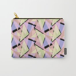 Colorful abstract geometric pattern. Carry-All Pouch
