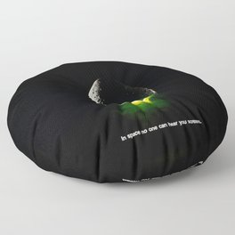 Alien Floor Pillow