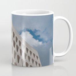 The origin of simmetry Coffee Mug