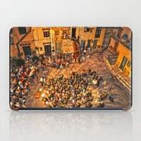 concert iPad Cases featuring classical music concert by  Agostino Lo Coco